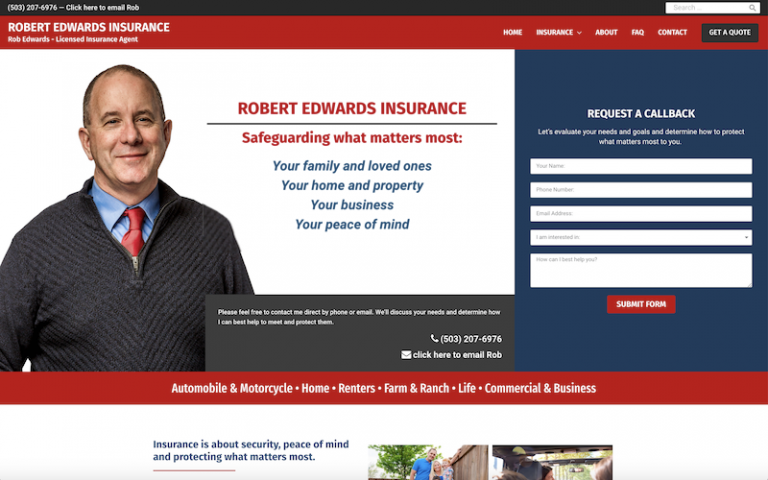 Robert Edwards Insurance